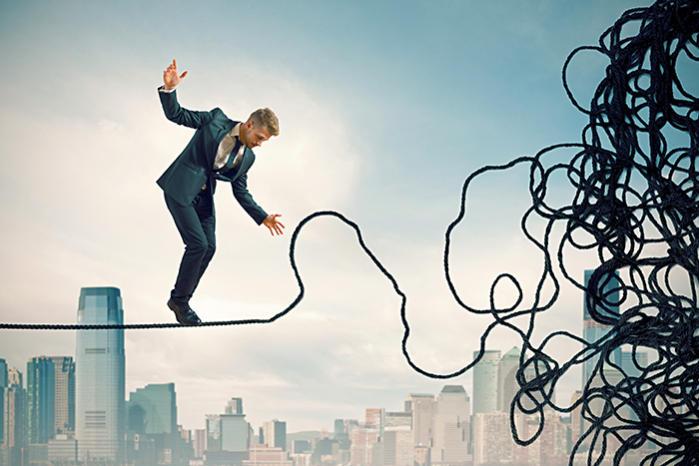 анализ процесса управления рисками