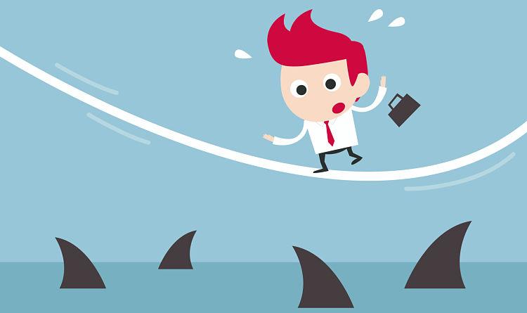 система процесса управления рисками