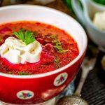 Секрет красного борща: советы по приготовлению и рецепт